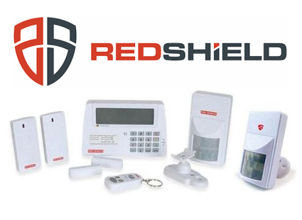 Alarms Redshield Tile